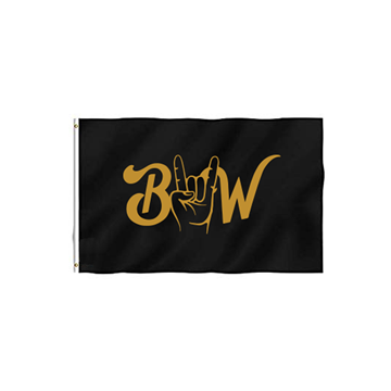 Picture of Bubba Wallace Flag